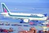 Attualità - volo Alitalia