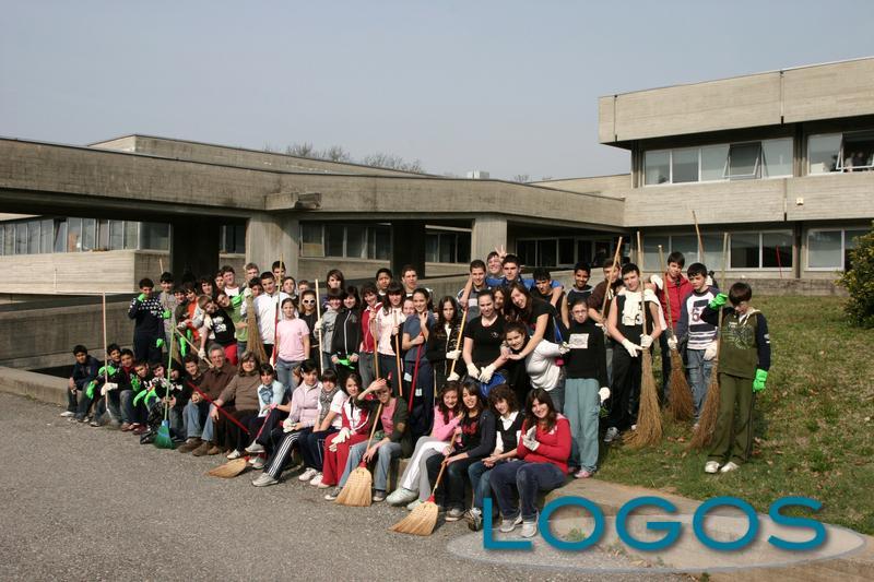 Territorio - Studenti delle scuole medie