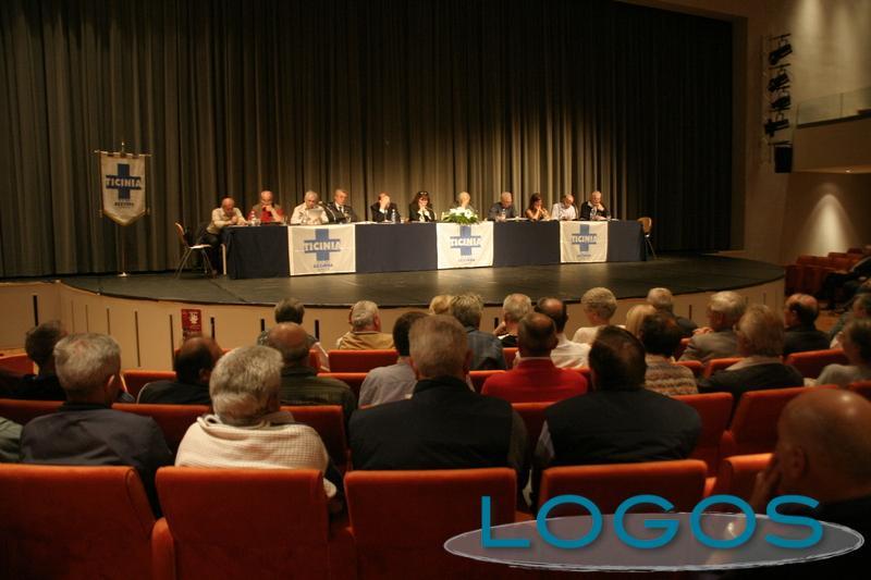 Castano Primo - conferenza Gruppo Ticinia
