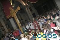 Castano Primo - Aperto l'anno del Santo Crocifisso