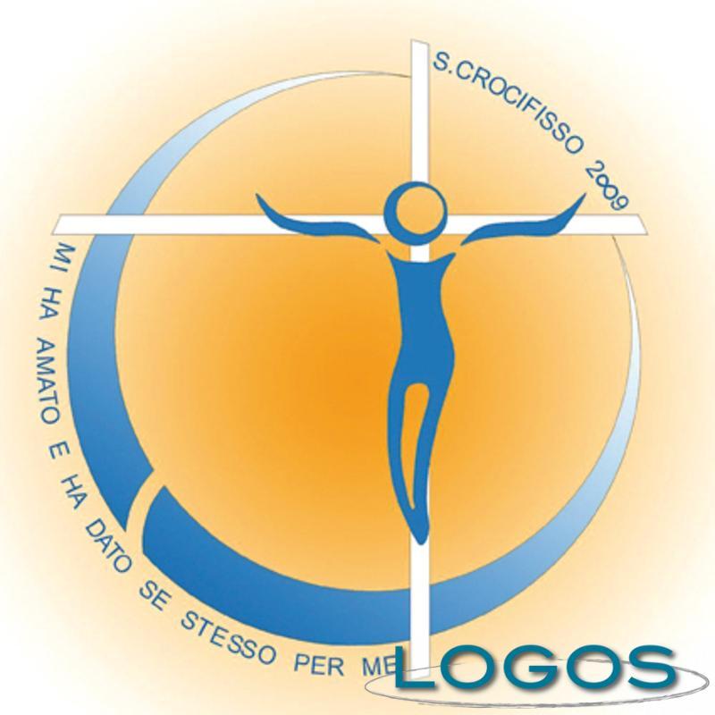 Castano Primo - Logo Santo Crocifisso
