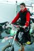 Sport - Simone Rossi campione minicross