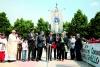 Vanzaghello - L'inaugurazione di parco e piazza