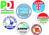 Attualit - Loghi partiti election day