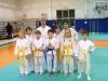 Castano - Karate in gara a Villa Cortese
