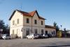Castano - La stazione