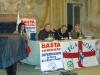 Castano Primo - L'Assessore Regionale  Boni durante L'incontro in villa Rusconi