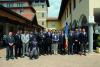 Castano Primo - Onori ai carabinieri