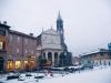 Inveruno-Il monumento della piazza