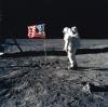 Attualità - L'uomo sulla Luna (da internet)
