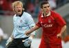 Sport - Lucio con la maglia del Bayern Monaco (Foto internet)