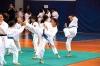 Sport - I karateki durante la manifestazione
