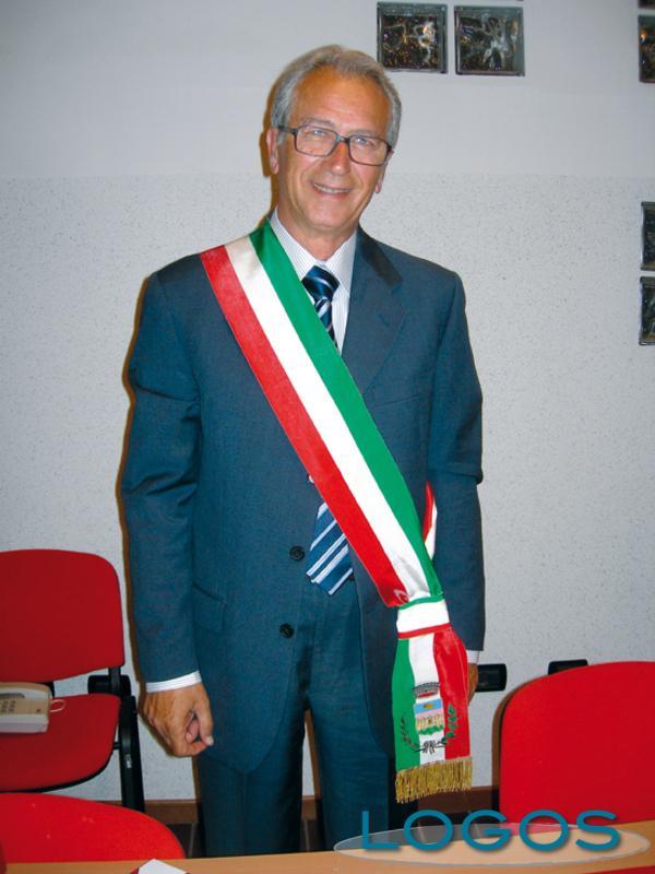 Bernate Ticino - Il Sindaco Osvaldo Chiaramonte