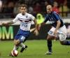 Sport - Antonio Cassano in azione contro l'Inter (Foto internet)