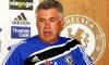 Sport - Carlo Ancelotti con la maglia del Chelsea (Foto internet)