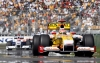 Sport - La Renault di Fernando Alonso (Foto internet)