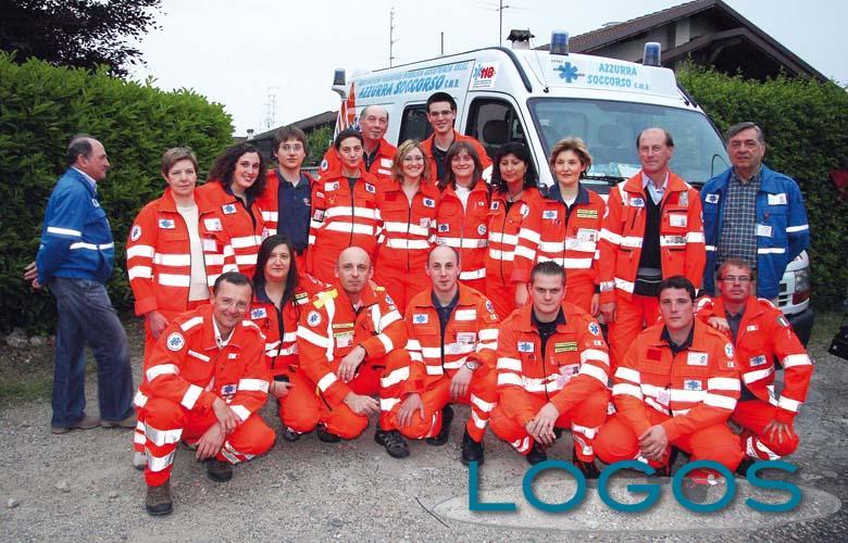 Cuggiono - Volontari dell'azzurra Soccorso