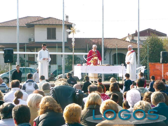 Territorio - Santa Messa durante la festa dell'oratorio08