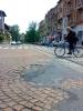 Cuggiono - Una buca nelle strada