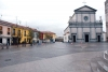 Piazza Libertà ad Arconate