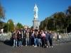 Castano Primo - I giovani pellegrini a Lourdes