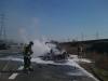 Vigili del fuoco al lavoro