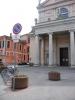Cuggiono - Le fioriere in piazza San Giorgio