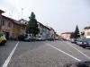 Una veduta di piazza Mazzini a Castano Primo