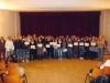 Cuggiono - Gli 'studenti' del corso di Primo Soccorso 2009