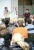 Vanzaghello - Tanto pubblico durante l'incontro