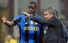 Sport - Balotelli con il tecnico Mourinho