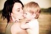 Generica - Mamma e figlio