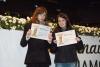 Castano Primo - Le ragazze premiate a 'Evento Merito'