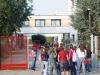 Castano Primo - L'ingresso dell'Istituto Torno