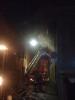 Arconate - Incendio nel centro storico