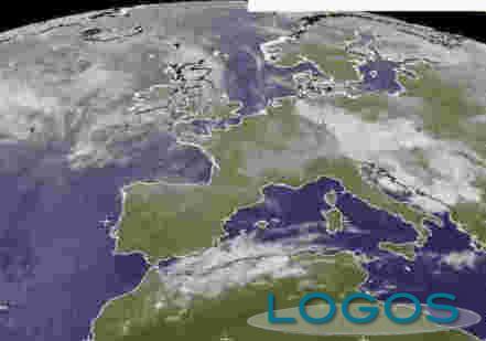 Generica - Situazione meteo dal satellite (da internet)