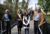 Robecchetto - Inaugurato il ponte sul Naviglio