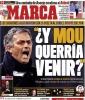 Sport - La copertina di un noto giornale spagnolo (Foto internet)