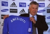 Sport - Carlo Ancelotti (Foto internet)