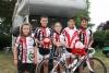 Busto Garolfo - Foto di gruppo per gli atleti del Pro Bike Junior