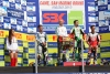 Sport - Sul podio complimenti per Max Biaggi