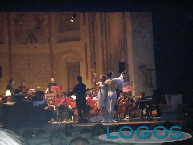Vanzaghello - La 'Kinder Orchestra' a Crema