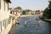 Bernate Ticino - Una fase della storica regata