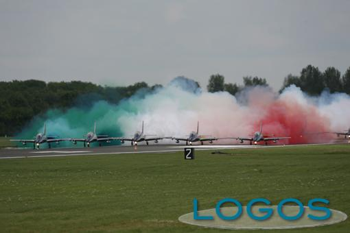 Attualità - 50 anni di Frecce Tricolori