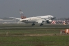 Ferno - Un aereo all'aeroporto di Malpensa