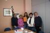 Busto Garolfo - L'assessore D'Elia ed il Gruppo Anziani e Pensionati
