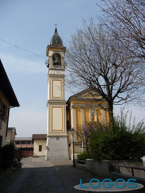 Dairago - La chiesa parrocchiale