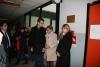 Castano Primo - La moglie ed i due figli del professor Vidello alla cerimonia (Foto Guidolin)