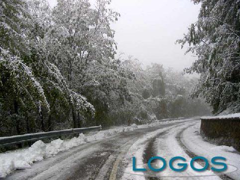 Attualità - Ancora neve sul territorio (Foto internet)