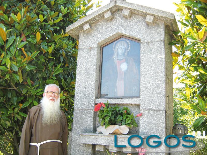 Cuggiono - Padre Gianfranco Frambi